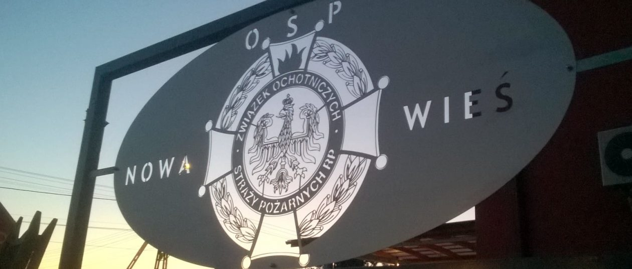 OSP Nowa Wieś